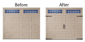 Charmant Related Posts: Enhance Your Garage Door ...