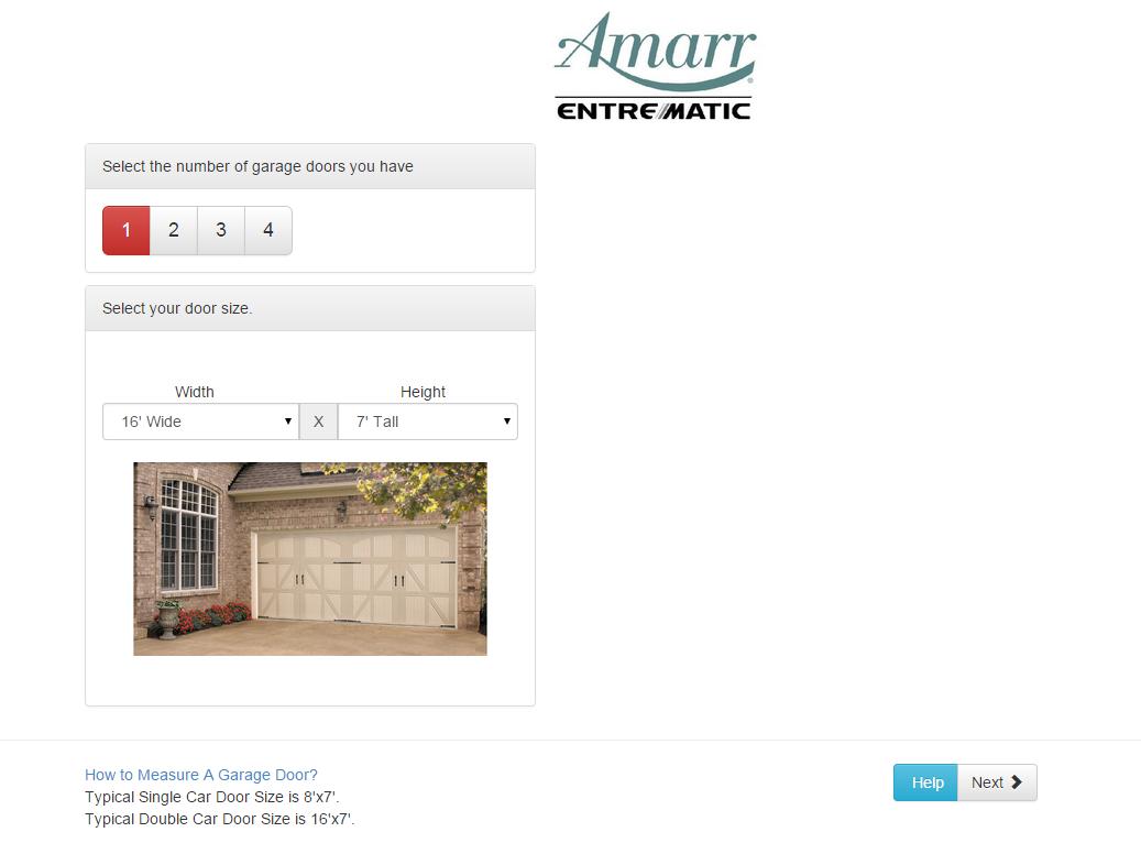 Amarr Door Designer Helps Popular DIY Blogger Increase Curb Appeal ...