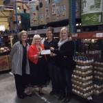 Entrematic, Aerotek & Meritrust Credit Union Contribute to Just Food, Douglas County