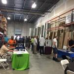 Entrematic Celebrates 85 Door Centers