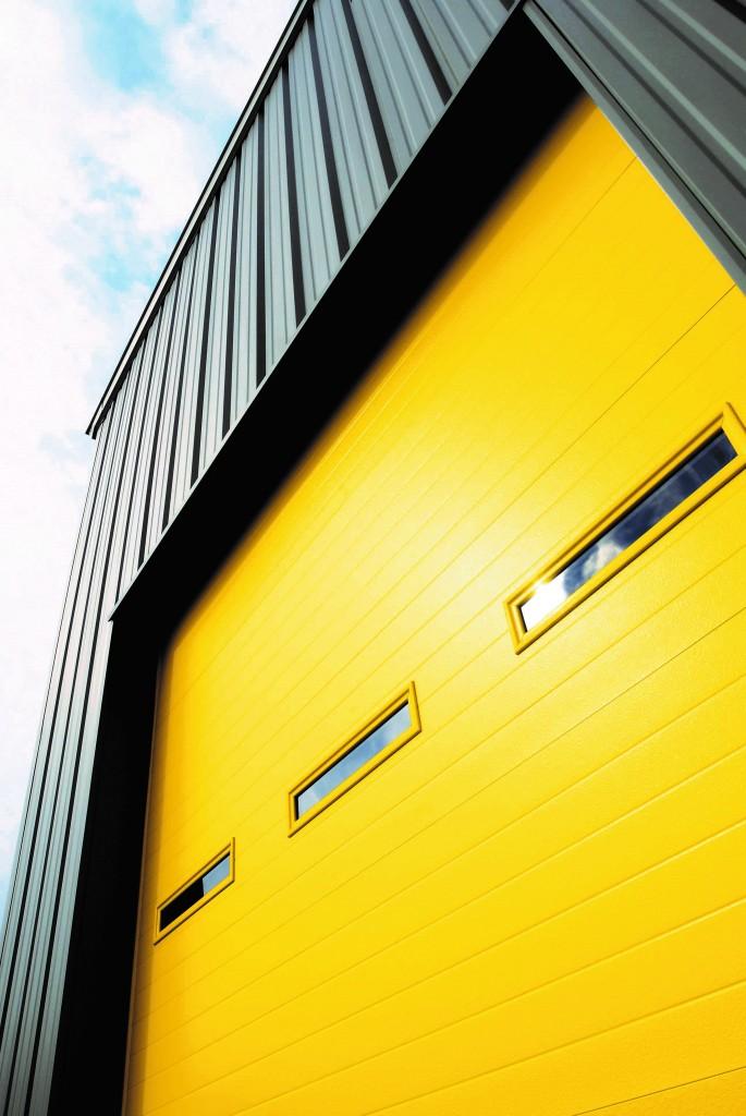 Amarr Color Zone Commercial Door
