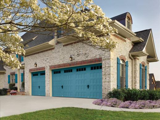 Amarr Color Zone Residential Garage Door