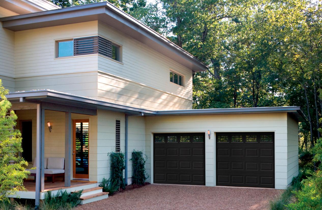 Trend Alert Gray Amp Black Garage Doors Amarr Garage Doors